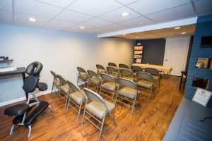 Madeira Chiropractic Lower Level Education Center